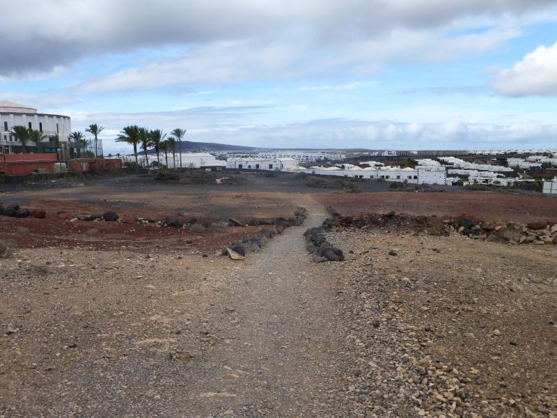 Canary Islands, Lanzarote, Playa Blanca, 2012, Walk from Papagaya to the Rubicon Marina 44610