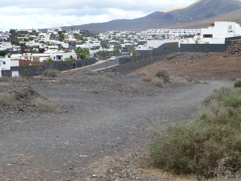 Canary Islands, Lanzarote, Playa Blanca, 2012, Walk from Papagaya to the Rubicon Marina 44710