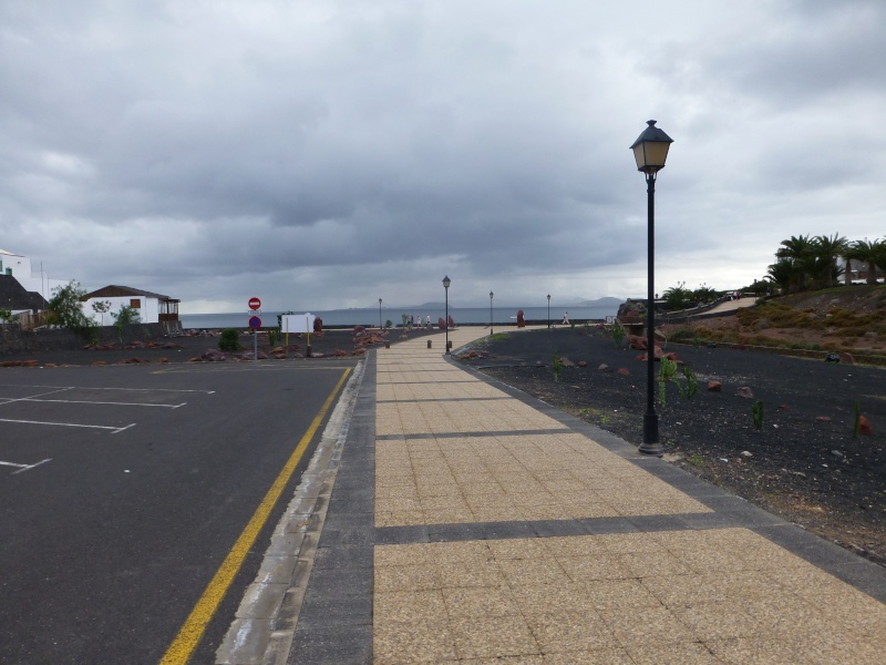Canary Islands, Lanzarote, Playa Blanca, 2012, Walk from Papagaya to the Rubicon Marina 46010