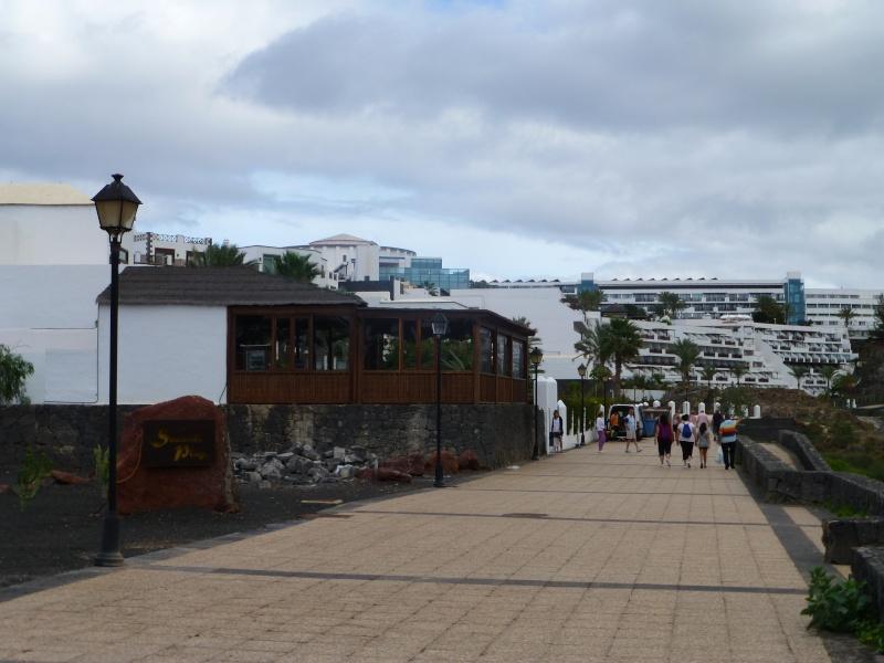 Canary Islands, Lanzarote, Playa Blanca, 2012, Walk from Papagaya to the Rubicon Marina 46110