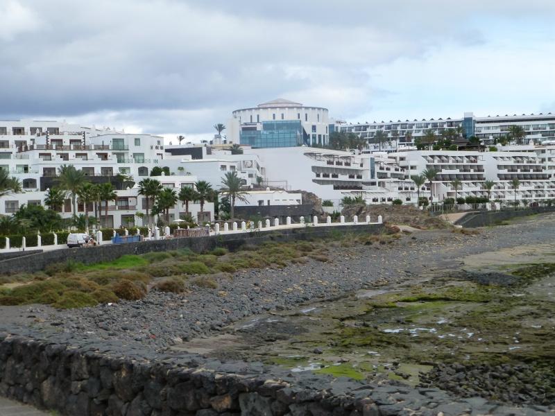 Canary Islands, Lanzarote, Playa Blanca, 2012, Walk from Papagaya to the Rubicon Marina 46410
