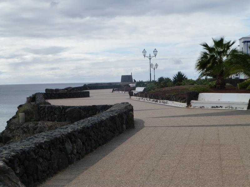 Canary Islands, Lanzarote, Playa Blanca, 2012, Walk from Papagaya to the Rubicon Marina 46910