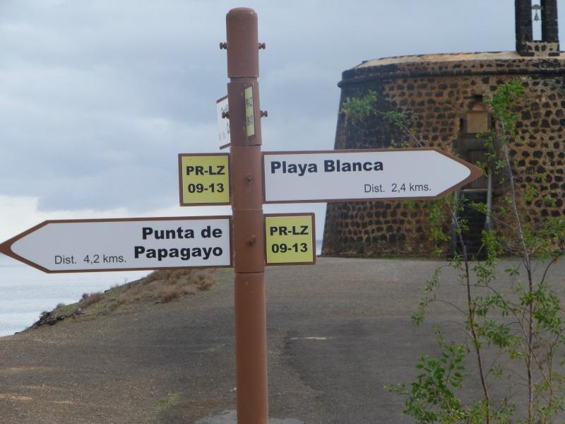 Canary Islands, Lanzarote, Playa Blanca, 2012, Walk from Papagaya to the Rubicon Marina 48210