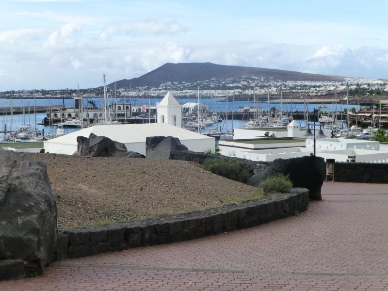 Canary Islands, Lanzarote, Playa Blanca, 2012, Walk from Papagaya to the Rubicon Marina 48410