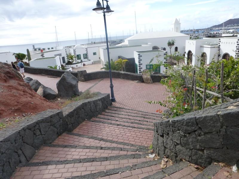 Canary Islands, Lanzarote, Playa Blanca, 2012, Walk from Papagaya to the Rubicon Marina 48510