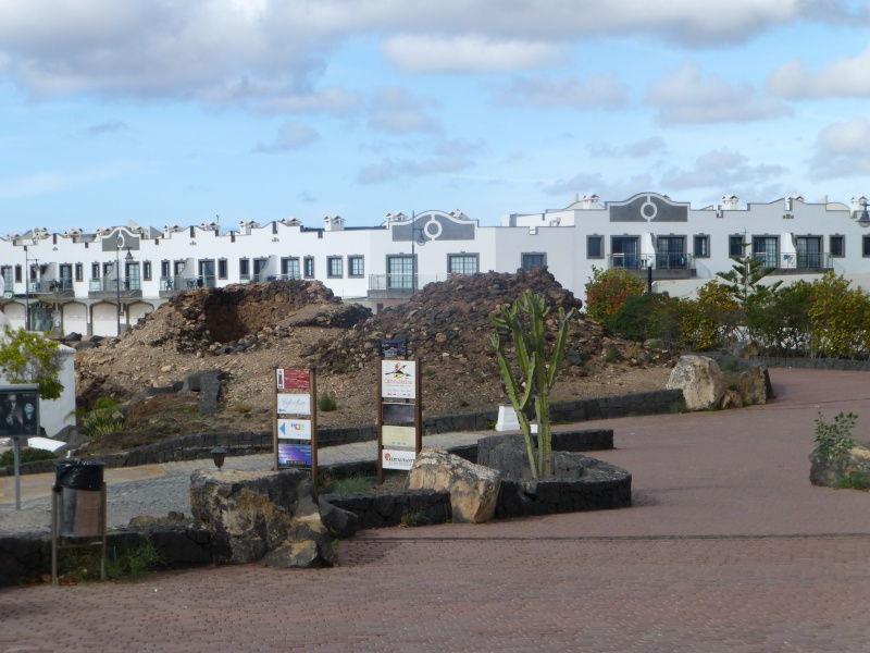 Canary Islands, Lanzarote, Playa Blanca, 2012, Walk from Papagaya to the Rubicon Marina 48710