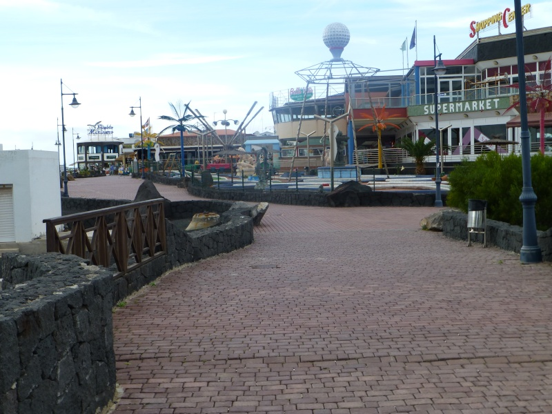 Canary Islands, Lanzarote, Playa Blanca, 2012, Walk from Papagaya to the Rubicon Marina 49210