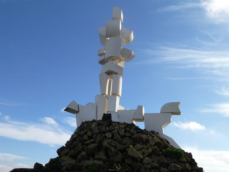 Canary Islands, Lanzarote, Playa Blanca, 2012, The Northern Tour 53310