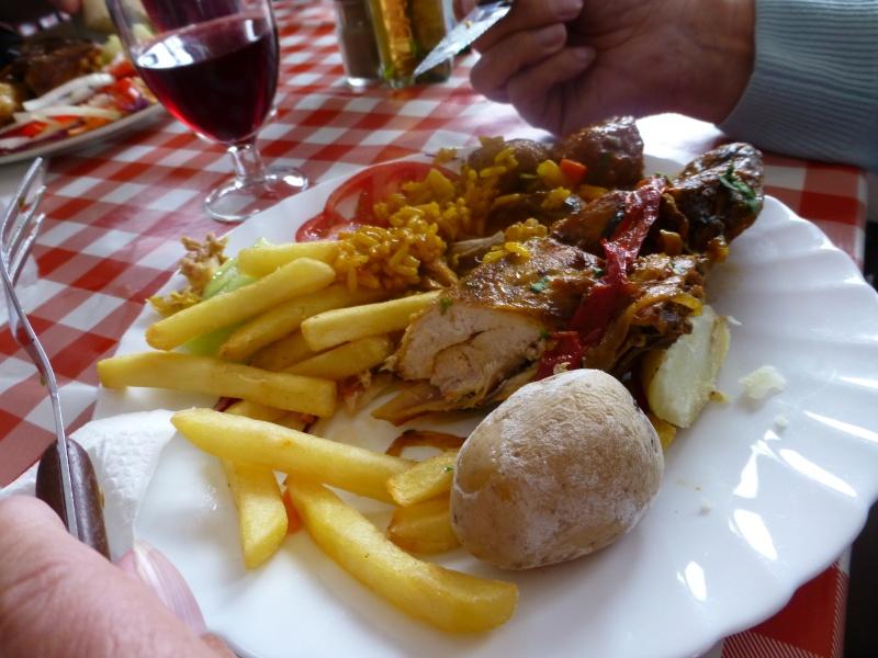 Canary Islands, Lanzarote, Playa Blanca, 2012, The Northern Tour 58110