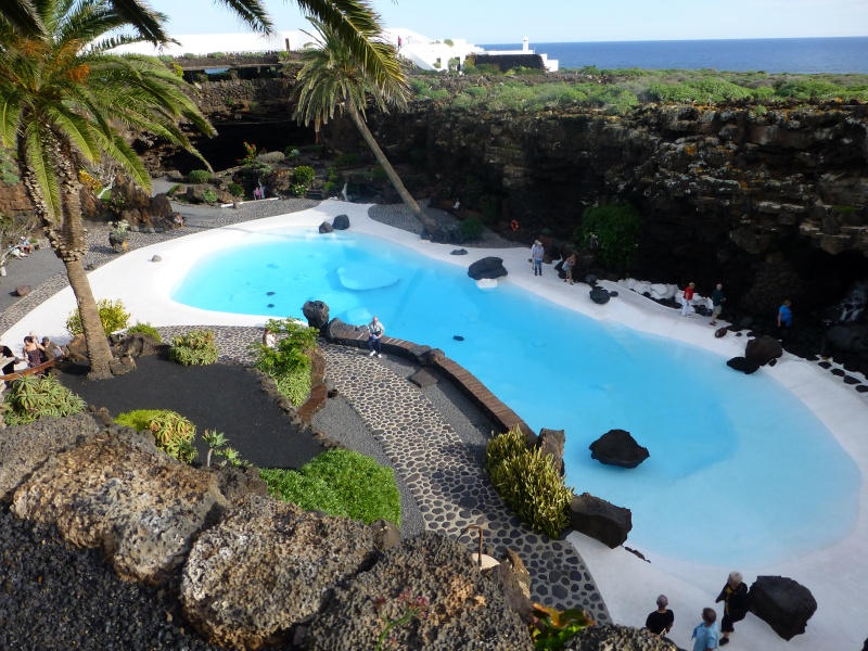 Canary Islands, Lanzarote, Playa Blanca, 2012, The Northern Tour 66310