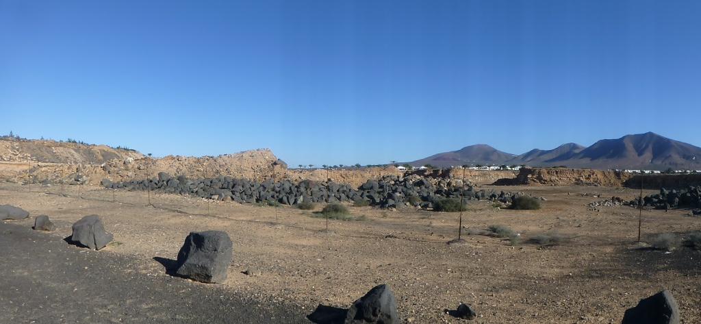 Canary Islands, Lanzarote, Playa Blanca, 2012, Walk from Rubicon Marina to the Lighthouse 73410