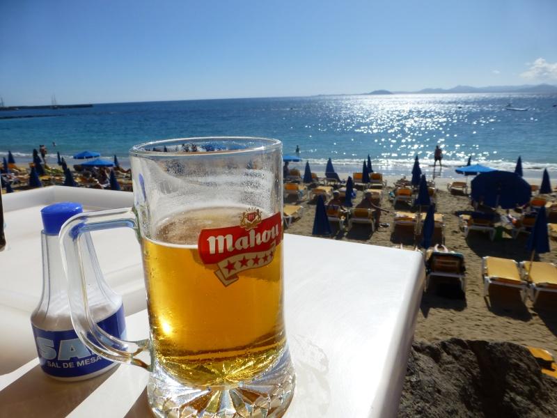 Canary Islands, Lanzarote, Playa Blanca, 2012, holiday 75610