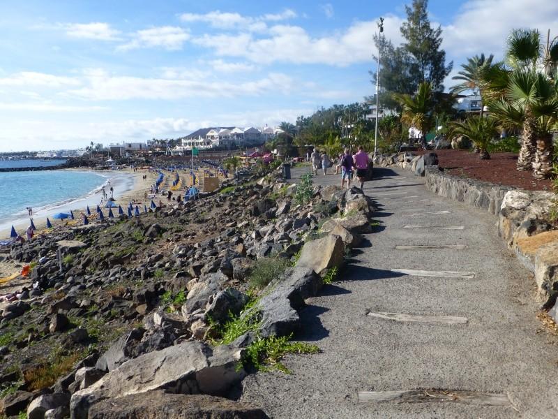 Canary Islands, Lanzarote, Playa Blanca, 2012, holiday 86710