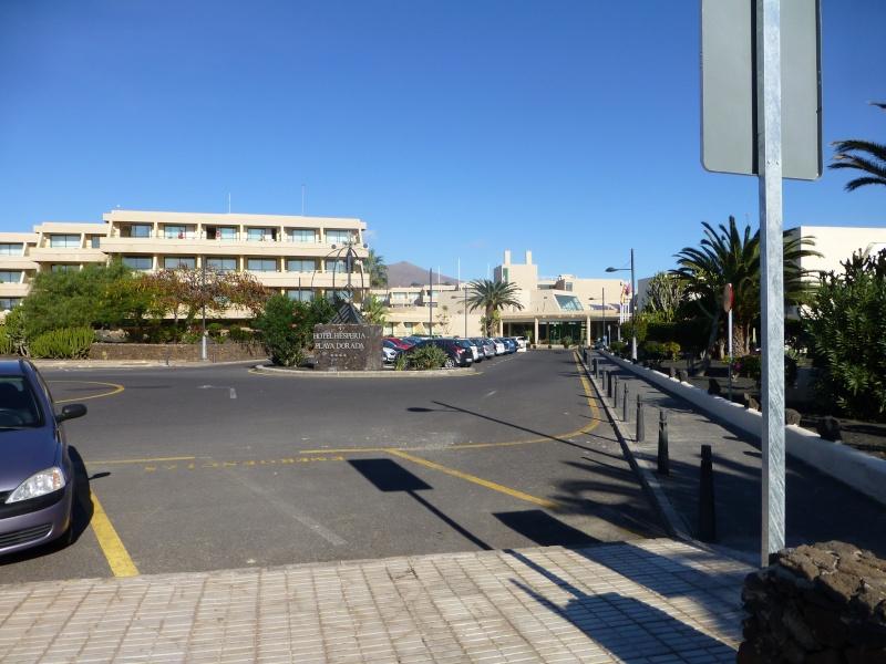 Canary Islands, Lanzarote, Playa Blanca, 2012, Walk from Dorada beach through Town 87210