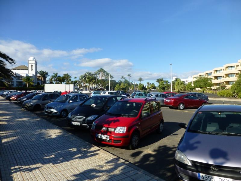 Canary Islands, Lanzarote, Playa Blanca, 2012, Walk from Dorada beach through Town 87310