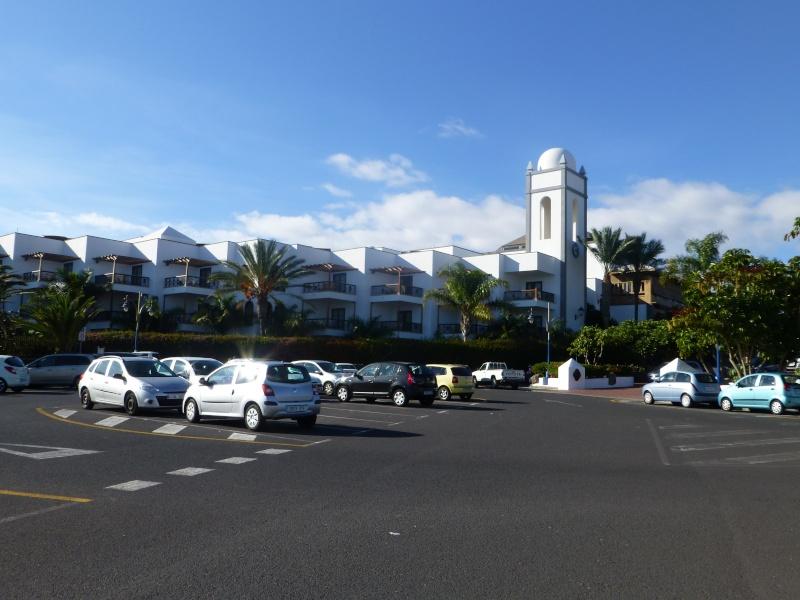 Canary Islands, Lanzarote, Playa Blanca, 2012, Walk from Dorada beach through Town 87410