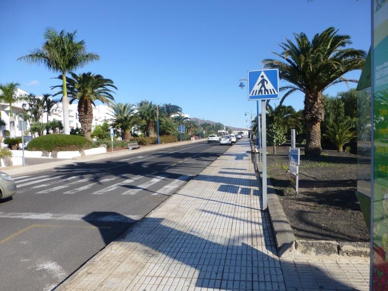 Canary Islands, Lanzarote, Playa Blanca, 2012, Walk from Dorada beach through Town 87610