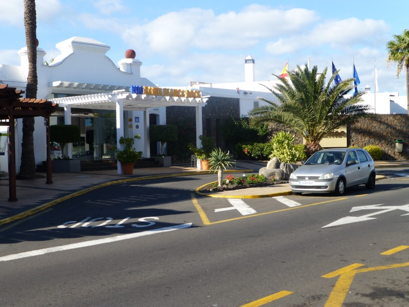 Canary Islands, Lanzarote, Playa Blanca, 2012, Walk from Dorada beach through Town 87810