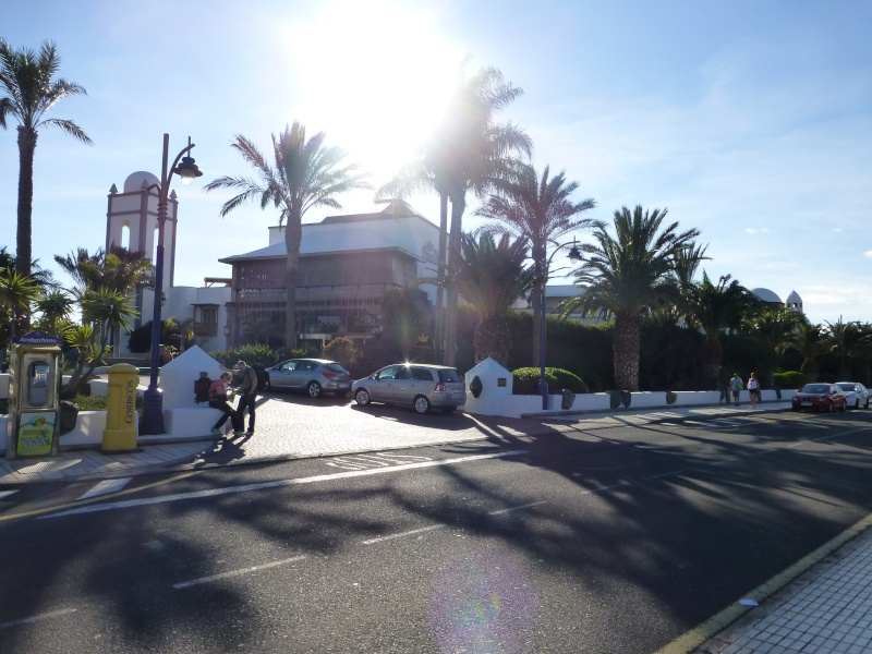Canary Islands, Lanzarote, Playa Blanca, 2012, Walk from Dorada beach through Town 88210