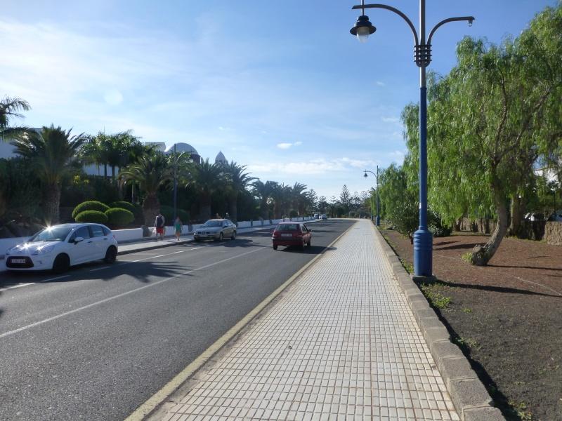 Canary Islands, Lanzarote, Playa Blanca, 2012, Walk from Dorada beach through Town 88310