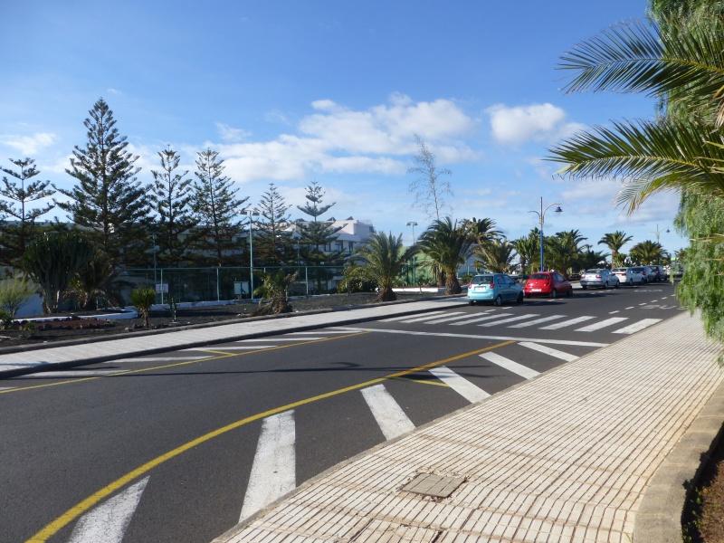 Canary Islands, Lanzarote, Playa Blanca, 2012, Walk from Dorada beach through Town 88510