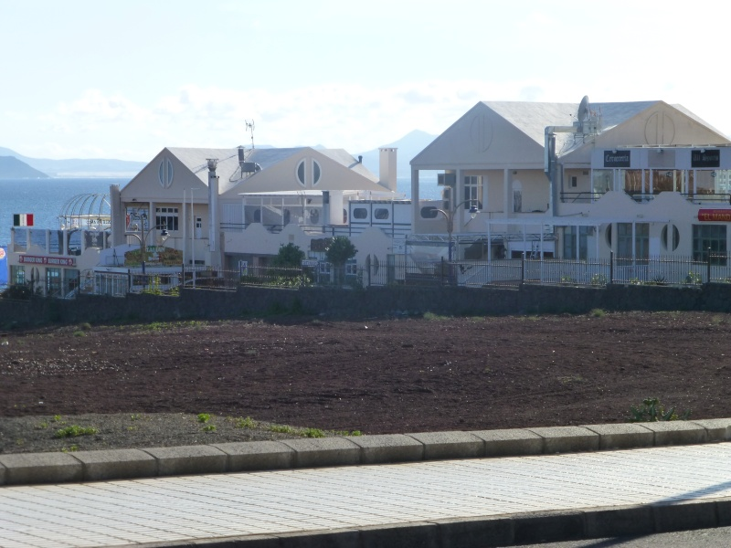 Canary Islands, Lanzarote, Playa Blanca, 2012, Walk from Dorada beach through Town 88910