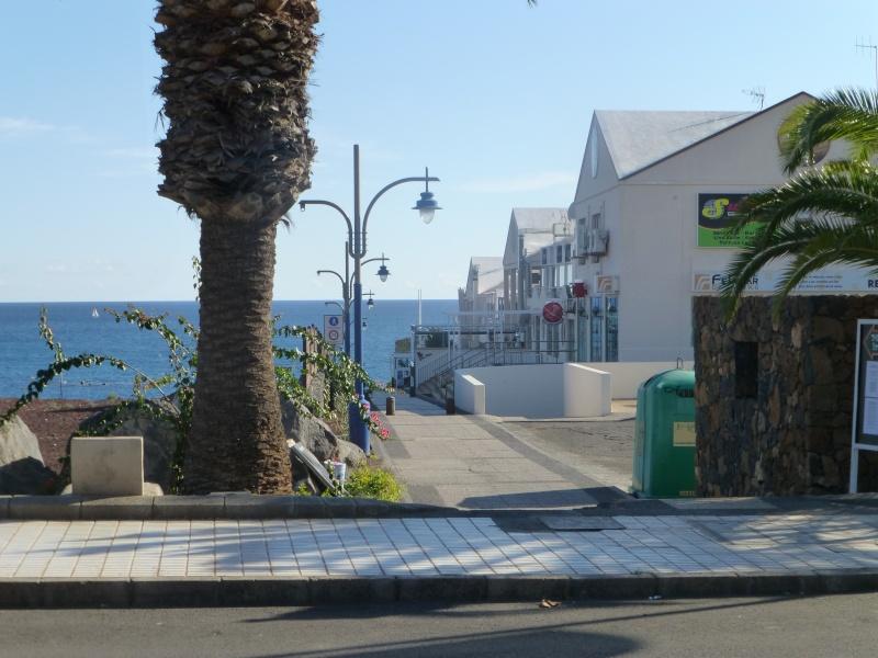 Canary Islands, Lanzarote, Playa Blanca, 2012, Walk from Dorada beach through Town 89110