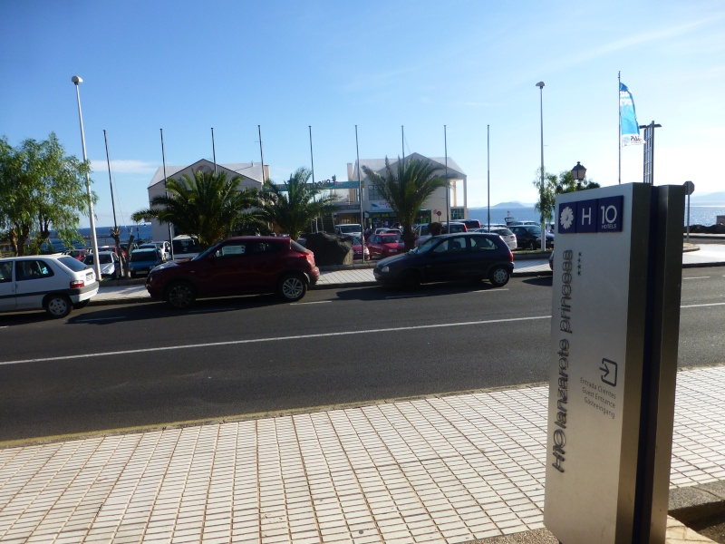 Canary Islands, Lanzarote, Playa Blanca, 2012, Walk from Dorada beach through Town 89410