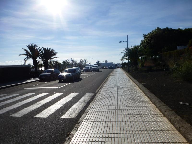 Canary Islands, Lanzarote, Playa Blanca, 2012, Walk from Dorada beach through Town 89610