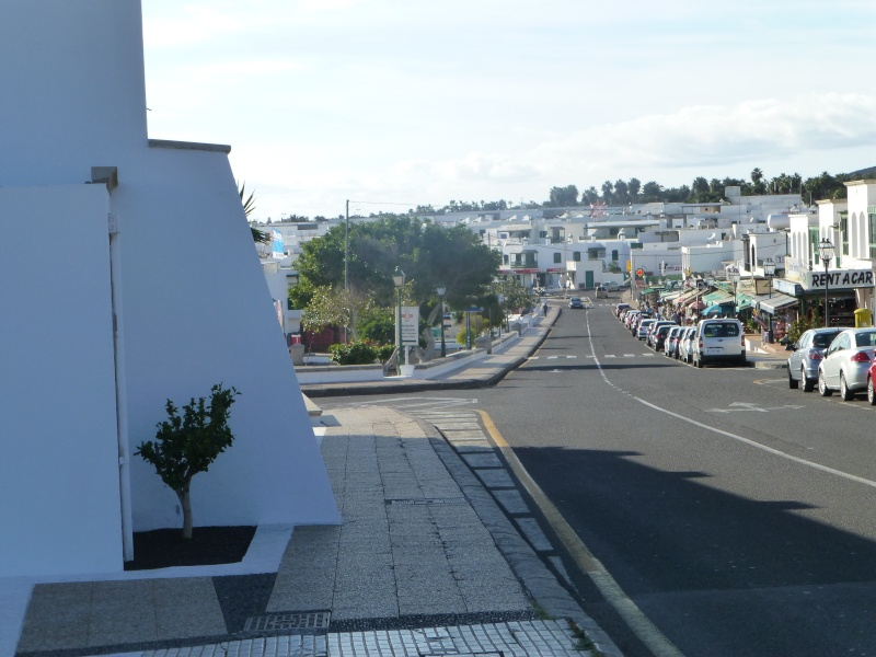 Canary Islands, Lanzarote, Playa Blanca, 2012, Walk from Dorada beach through Town 89910