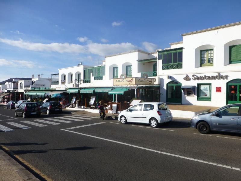 Canary Islands, Lanzarote, Playa Blanca, 2012, Walk from Dorada beach through Town 90110