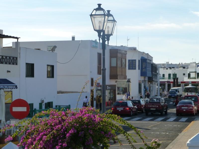 Canary Islands, Lanzarote, Playa Blanca, 2012, Walk from Dorada beach through Town 90410