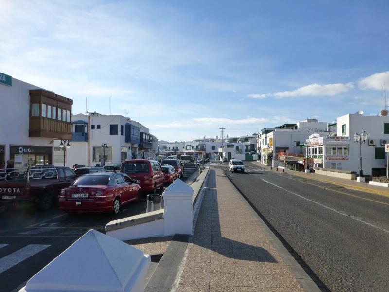 Canary Islands, Lanzarote, Playa Blanca, 2012, Walk from Dorada beach through Town 90510