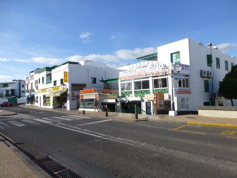 Canary Islands, Lanzarote, Playa Blanca, 2012, Walk from Dorada beach through Town 90610