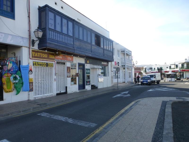 Canary Islands, Lanzarote, Playa Blanca, 2012, Walk from Dorada beach through Town 90710