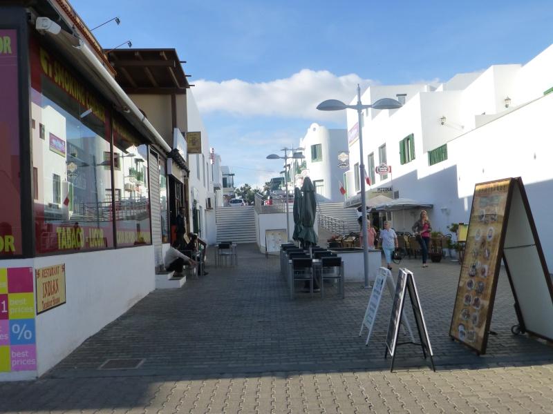 Canary Islands, Lanzarote, Playa Blanca, 2012, Walk from Dorada beach through Town 91110