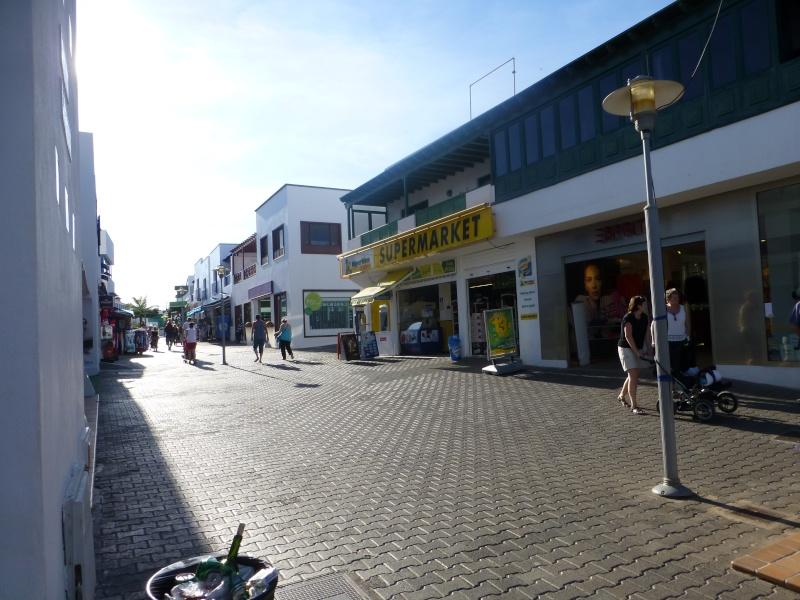 Canary Islands, Lanzarote, Playa Blanca, 2012, Walk from Dorada beach through Town 91210