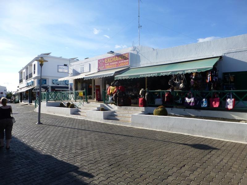 Canary Islands, Lanzarote, Playa Blanca, 2012, Walk from Dorada beach through Town 91610