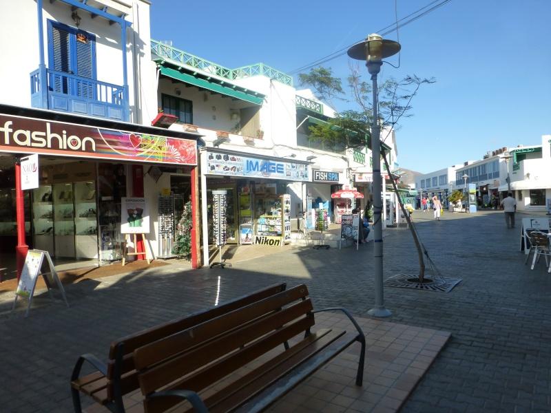 Canary Islands, Lanzarote, Playa Blanca, 2012, Walk from Dorada beach through Town 92010
