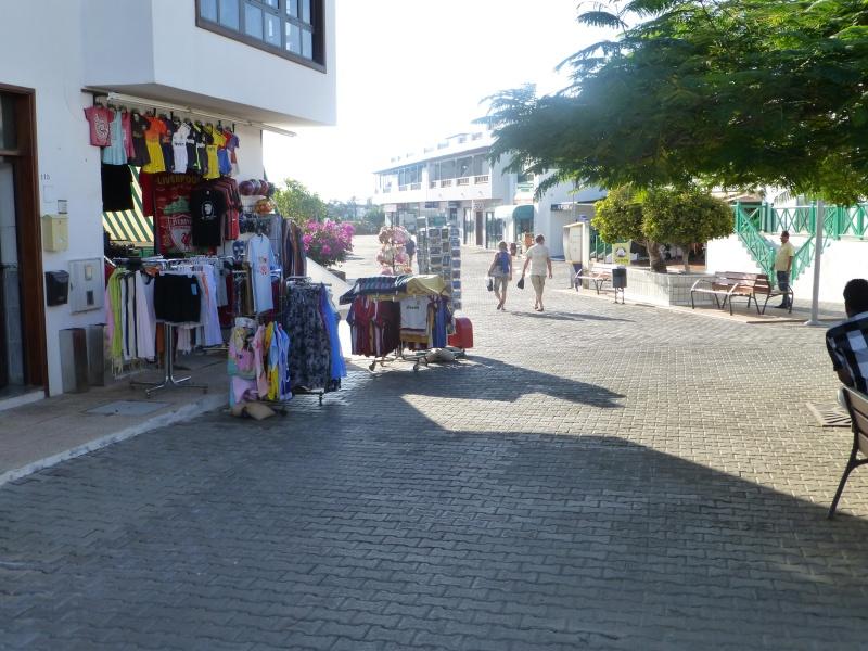Canary Islands, Lanzarote, Playa Blanca, 2012, Walk from Dorada beach through Town 92210