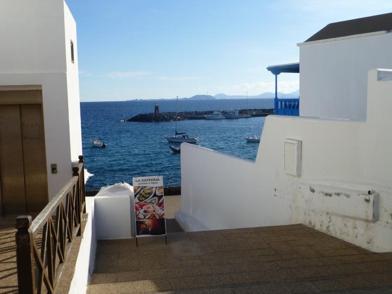 Canary Islands, Lanzarote, Playa Blanca, 2012, Walk from Dorada beach through Town 92310
