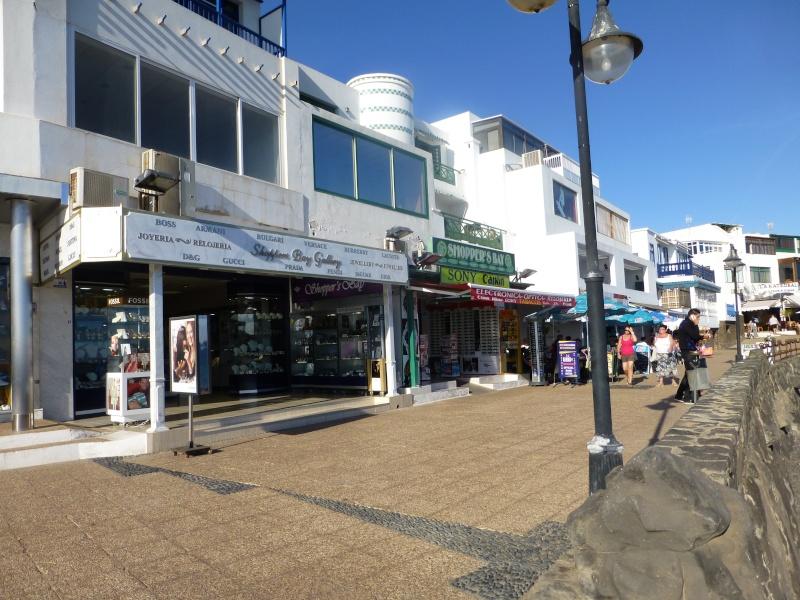 Canary Islands, Lanzarote, Playa Blanca, 2012, Walk from Dorada beach through Town 92510