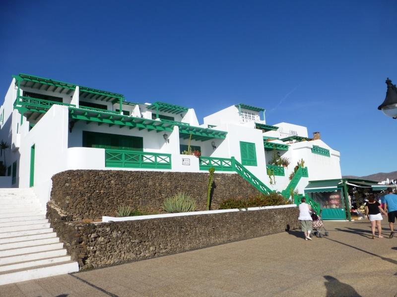Canary Islands, Lanzarote, Playa Blanca, 2012, Walk from Dorada beach through Town 93110