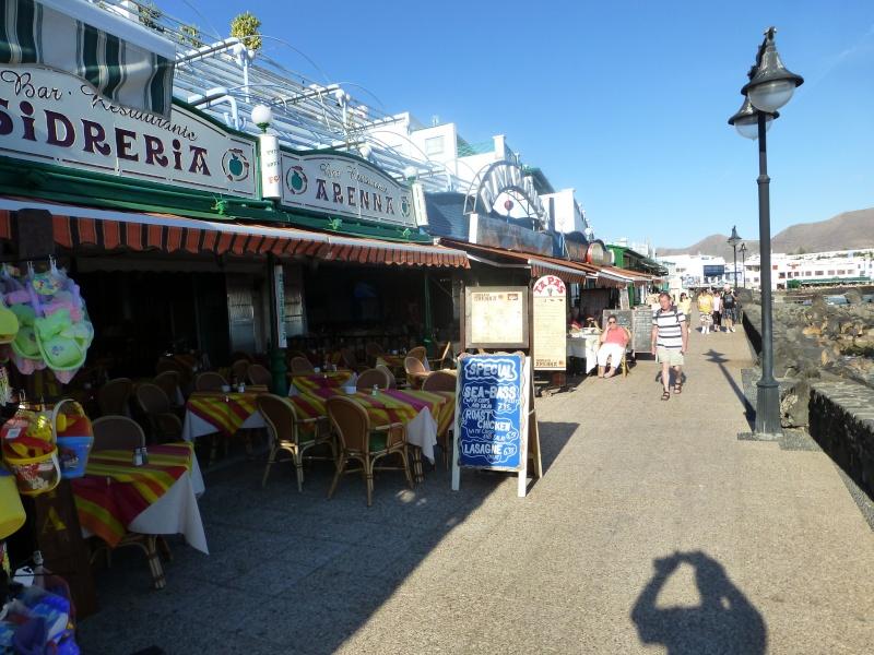 Canary Islands, Lanzarote, Playa Blanca, 2012, Walk from Dorada beach through Town 93310