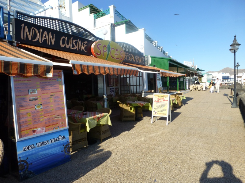 Canary Islands, Lanzarote, Playa Blanca, 2012, Walk from Dorada beach through Town 93410