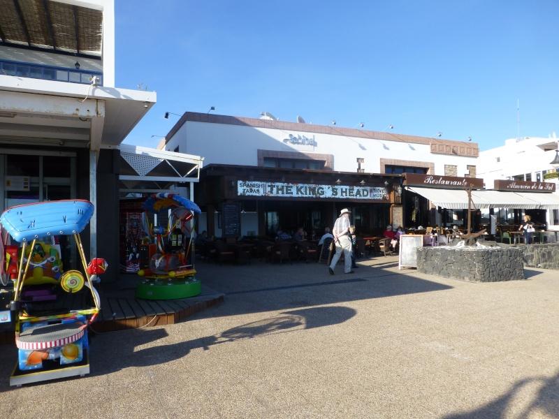 Canary Islands, Lanzarote, Playa Blanca, 2012, Walk from Dorada beach through Town 94010