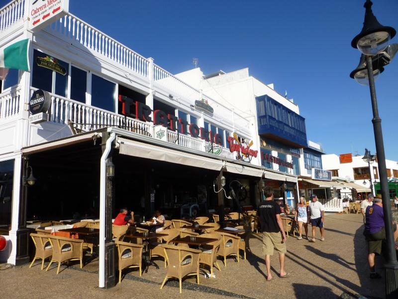 Canary Islands, Lanzarote, Playa Blanca, 2012, Walk from Dorada beach through Town 94310