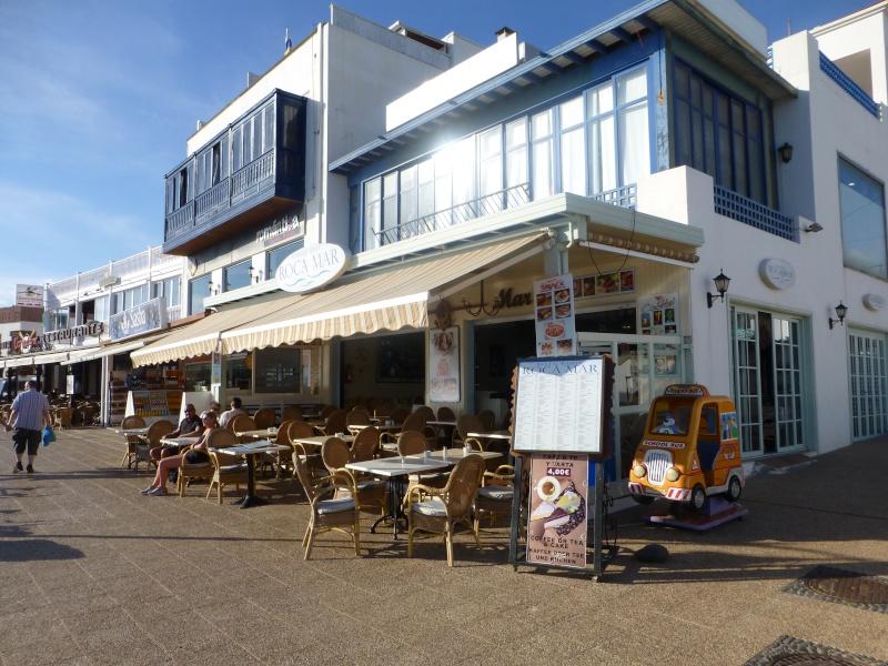 Canary Islands, Lanzarote, Playa Blanca, 2012, Walk from Dorada beach through Town 94510