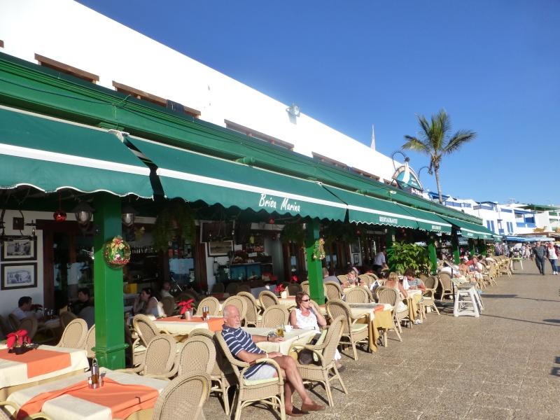 Canary Islands, Lanzarote, Playa Blanca, 2012, Walk from Dorada beach through Town 94610