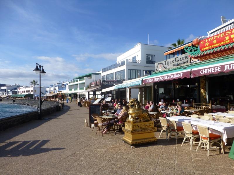 Canary Islands, Lanzarote, Playa Blanca, 2012, Walk from Dorada beach through Town 95410